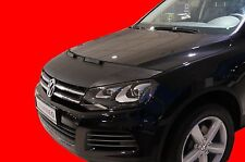 CAR HOOD BRA fit Volkswagen Touareg 2010-2018  NOSE FRONT END MASK TUNING