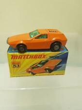 Matchbox Matchbox Superfast Vintage Manufacture Diecast Cars