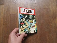 PETIT FORMAT BD AKIM 54 mon journal 1998