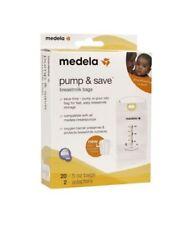 Medela Pump and Save Storage Bags- 20 bags