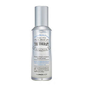 [The FACE Shop] The Therapy Water-Drop Anti-Aging Moisturizing Serum 45ml
