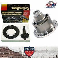 VE Holden Commodore & HSV V8 & V6 Torque Lock LSD & Motive 4.11 Diff Gear Set