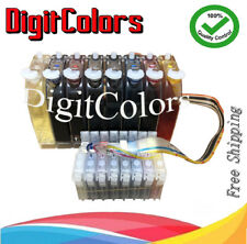 Digit Colors INK CIS for a Epson R1800 printer Prefilled CIS ink for Epson R1800