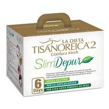 KIT 6 GIORNI SLIM DEPUR TISANOREICA 2 (SENZA GLUTINE)