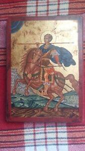Ikone, griechisch, 20. Jahrhundert,