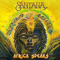 Santana - Africa Speaks [CD] Sent Sameday*