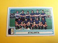 FIGURINA ALBUM CALCIATORI PANINI 1978/79 n°20 SQUADRA ATALANTA rec