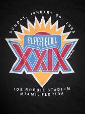 Super Bowl Xxix San Francisco 49ers vs San Diego Chargers (Xl) T-Shirt