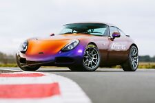 50% OFF - TVR T350C DRIVING EXPERIENCE - GIFT VOUCHER PRESENT TRACK DAY