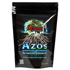 Xtreme Gardening Azos 6 oz ounce Nitrogen Microbes