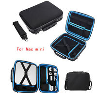 1* Portable Carrying Storage Case Shockproof Protective Cover Shell for Mac mini