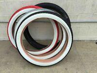 26x3.0 Sunlite Flame Tire K1008a Black