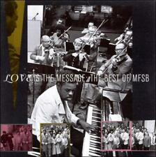 Love Is the Message: The Best of MFSB by MFSB (CD, Legacy)