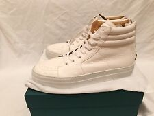 Buscemi 140mm White Size 44 High top sneakers