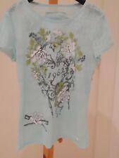 """Damenshirt von """"Tom Tailor"""", Gr. L, hellblau"""