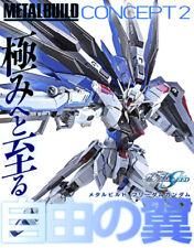 Bandai Metal Build Gundam Freedom Concept 02 Action Figure