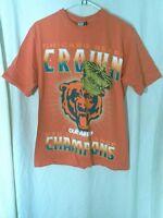 Chicago Bears Super Bowl XLI NFL Football T Shirt Size Medium