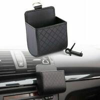 Car Seat Back Organiser Tidy Organizer Travel Storage Bag Car Cup Holder Pocket
