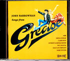 "CD - "" John Barrowman - Songs from GREASE """
