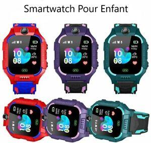 Montre Enfant Kids Connectée SmartWatch Tracker SOS pour Android IOS Neuf France
