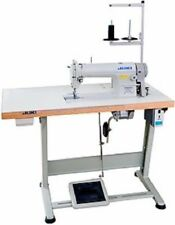 Juki DDL8100E Industrial Sewing Machine + Servomotor + table