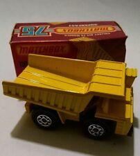 Matchbox Superfast 58 Faun Dump