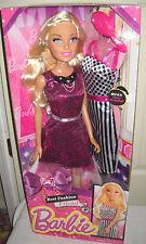 #9382 NRFB Mattel Best Fashion Friend 28 inch Barbie Doll