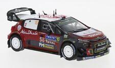 Citroen C3 WRC, No.10, Rallye WM, Rallye Finnland, 1:43, IXO