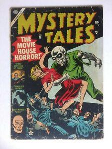 Mystery Tales #17, UNRESTORED, nice