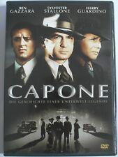 Capone - Mafia Gangsterfilm - Chicago, Sylvester Stallone, Ben Gazzara, Guardino