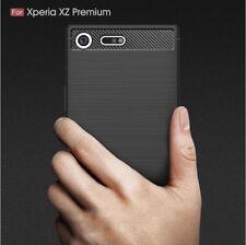 Sony Xperia XA1 XA2 Ultra XZ premium XZ1 XZ2 compact XZ3 Case Fiber Armor Cover
