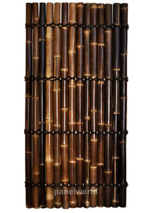 BAMBOO FENCE PANEL, FNCING, BAMBOO SCREEN - 2.0M X 1M