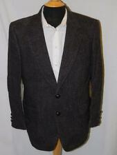 A True Classic! VINTAGE Tweed MILANO Wool JACKET BLAZER Mens Size 40