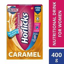 Women's Horlicks - Health & Nutrition drink (Caramel flavor) 400gm