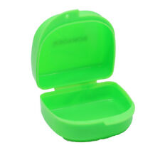 Dental Orthodontic Mouthguard Container Retainer Denture Storage Case Box