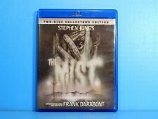 """Stephen King's """"The Mist"""" - Color + Black & White Versions - (Blu-ray, 2 Disc)"""