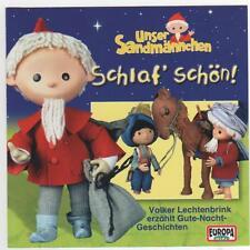 Schöne CD: Unser Sandmännchen - Schlaf schön!