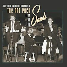 The Rat Pack: Live at the Sands, Rat Pack, Sammy Davis Jr, Dean M, Acceptable Li