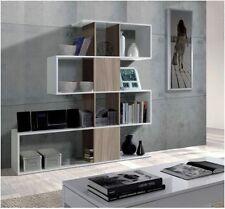 Walnut Kitchen Contemporary Bookcases, Shelving & Storage