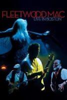 "FLEETWOOD MAC ""LIVE IN BOSTON "" 2 DVD NEU"