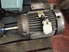 New Baldor 15kW Electric Motor 1450RPM 4-Pole 3-Phase Foot & Flange