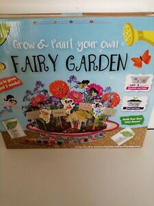 Girls Toys.Fairy Garden.Shoelace Jewellery.Led Picture Frame.Build a Teddy.New.