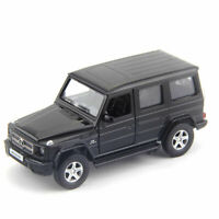 1:36 Mercedes G63 AMG SUV Model Car Alloy Diecast Collection Kids Toy Gift Black