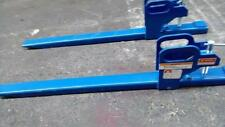 Front End Bucket Loader Clamp ON Fork Extension Part No = BF2700