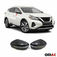 Spieg NI1320256 Side Mirror Replacement for Nissan MURANO Power Heated w//Signal Lamp Power Fold 9wire WHITE Driver LEFT