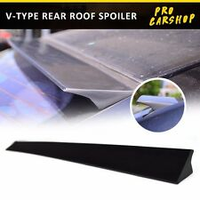 Painted V-Type Rear Roof Spoiler Wing 06-12 For LEXUS IS250 IS350 IS220D