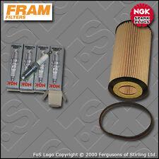KIT Di Servizio Per Seat Leon (1p) 2.0 FSI FRAM OLIO FILTRO CANDELE (2005-2010)