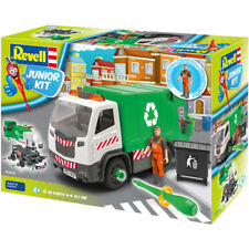 Revell 00808 Junior Camión de basura Kit (Kit de modelo de escala 1:20) NUEVO