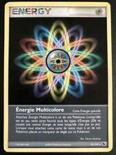 Carte Pokemon ENERGY / Energie Multicolore 95/109 Rare Rubis & Saphir FR NEUF