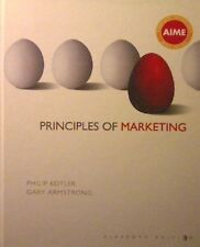 USED (VG) Principles of Marketing, 11th by PHILIP KOTLER